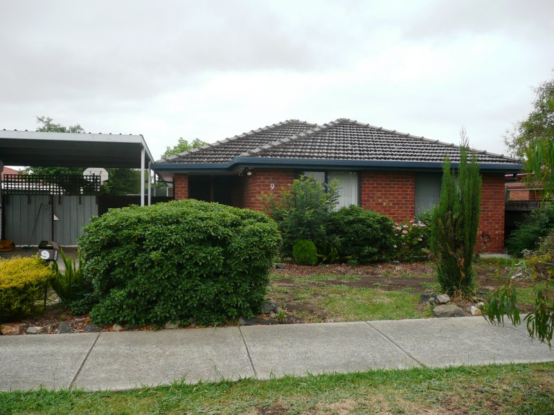 9 Maybury Drive, Mill Park, Vic 3082