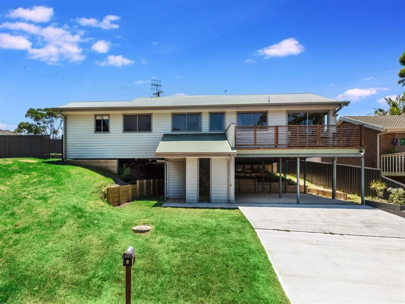 8 Weymouth Road, Lake Tabourie, NSW 2539