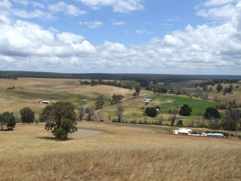 500, Lot 500 Upper Capel Road, Brazier, WA 6251