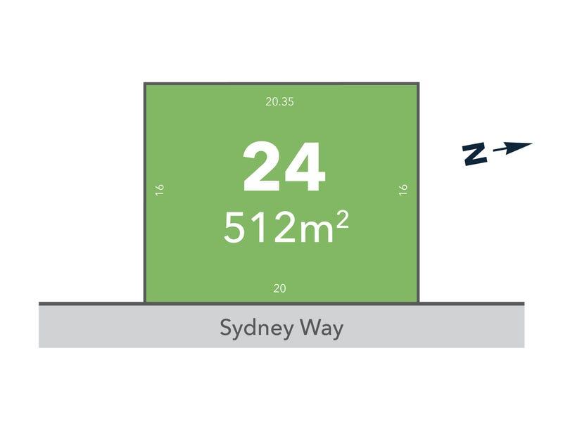 Lot 24, Sydney Way, Alfredton, Vic 3350