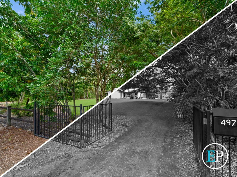 497 Forestry Road, Bluewater Park, Qld 4818