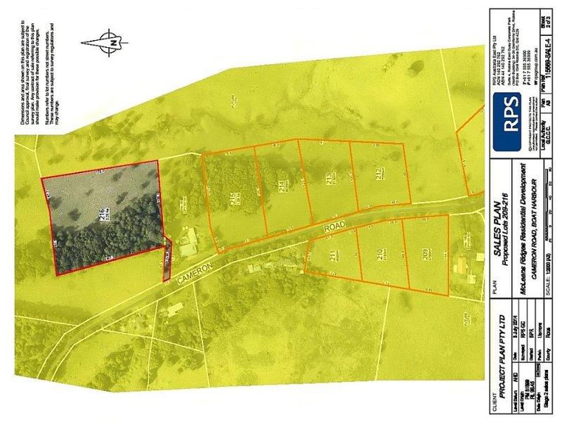 Lot 216 Cameron Park, McLeans Ridges, NSW 2480