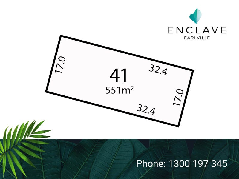 Lot 41, Jacamunda Circuit, Cairns City, Qld 4870