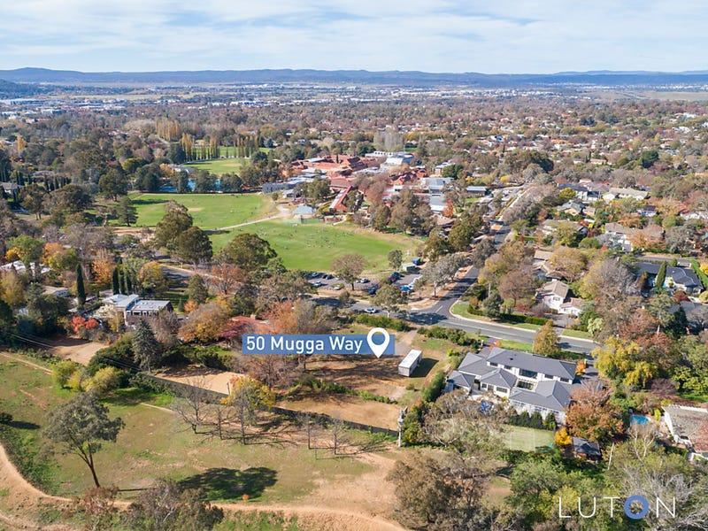 50  Mugga Way, Red Hill, ACT 2603
