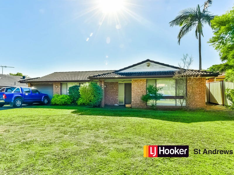 11 Gleneagles Place, St Andrews, NSW 2566