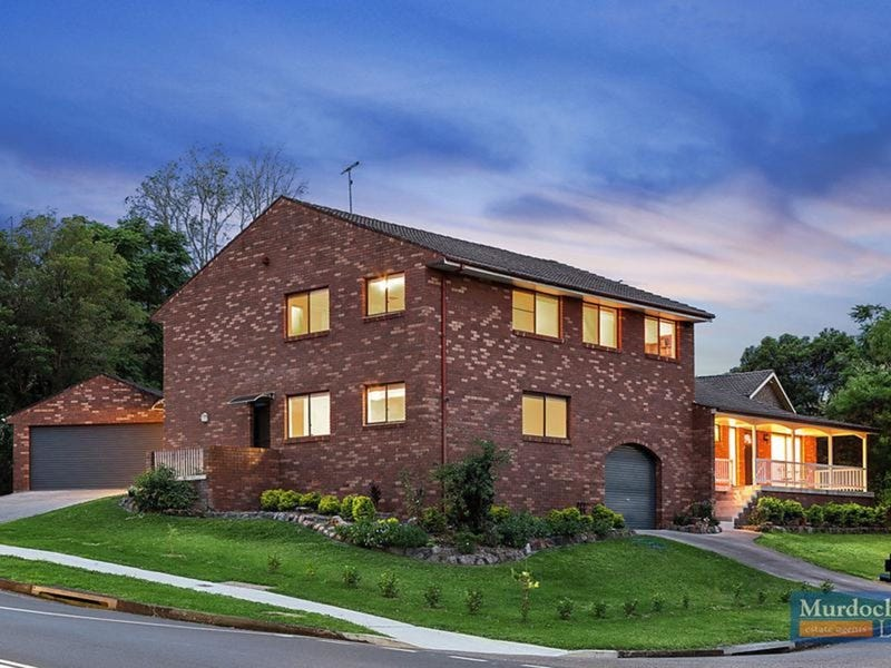 1 Bracken Fell Close, Castle Hill, NSW 2154