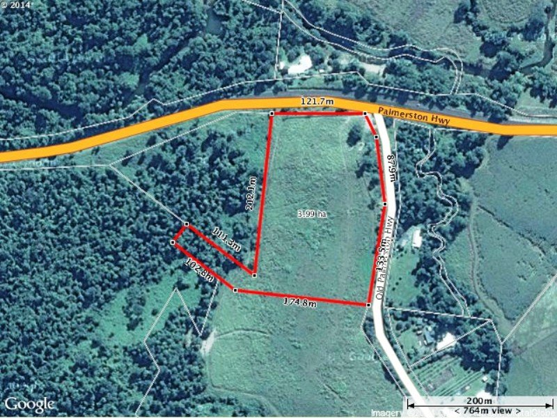 Lot 1 PALMERSTON HIGHWAY, Coorumba, Qld 4860