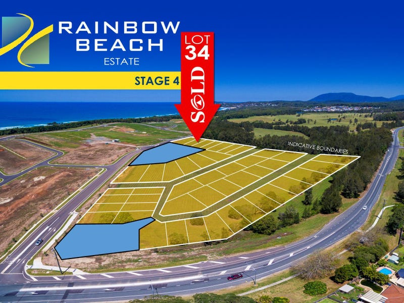 Lot 34 Rainbow Beach Estate, Lake Cathie, NSW 2445