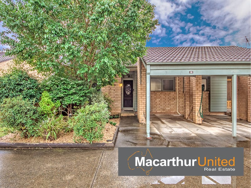 18/58 Greenoaks Ave, Bradbury, NSW 2560