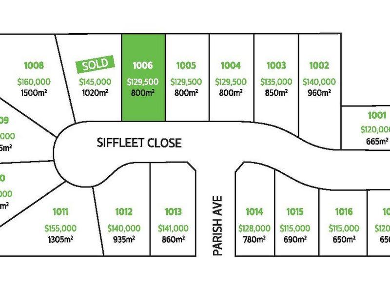 Lot 1006, Siffleet Close Links Estate, Gunnedah, NSW 2380