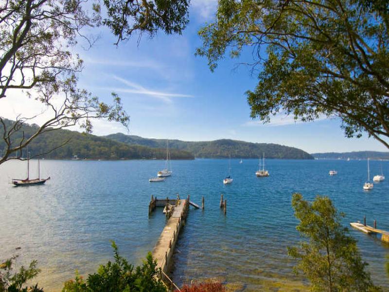 Scotland Island New South Wales: 41 Robertson Road, Scotland Island, NSW 2105