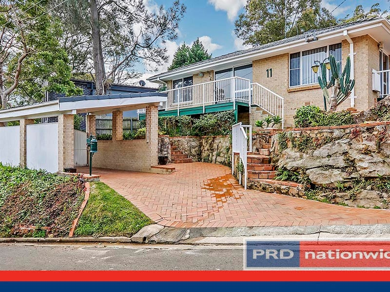 11 Kara Lane, Peakhurst Heights, NSW 2210