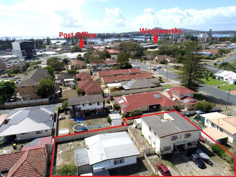 1+3 Tuncurry Street, Tuncurry, NSW 2428