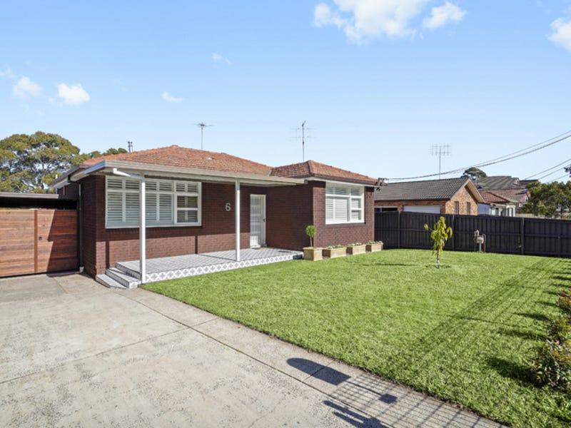 6 Gregory Street, Strathfield South, NSW 2136