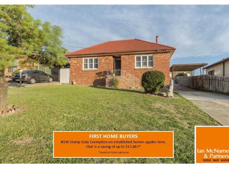 35 Mowatt Street, Queanbeyan, NSW 2620