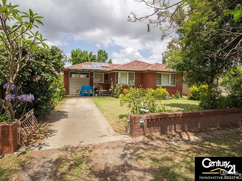 20 Rossiter Street, Smithfield, NSW 2164