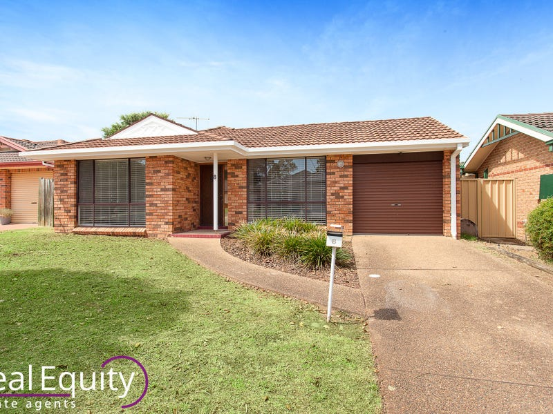 8 Wollemi Court, Wattle Grove, NSW 2173