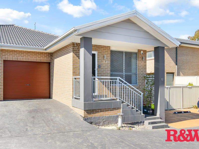 12/58-62 Janet Street, Mount Druitt, NSW 2770
