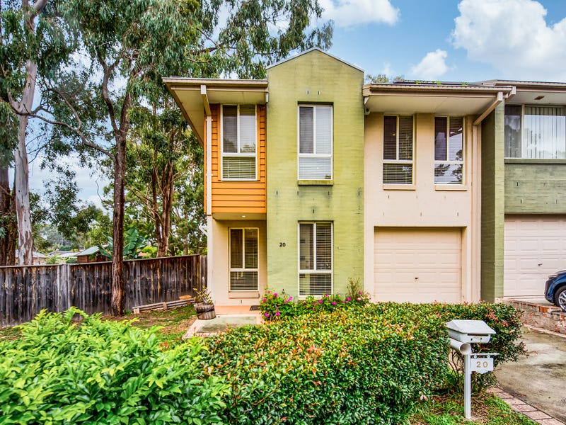 20 Tree Top Circuit, Quakers Hill, NSW 2763