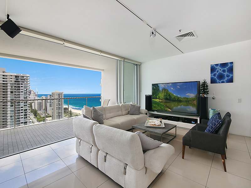1901/159 Old Burleigh Road, Broadbeach, Qld 4218