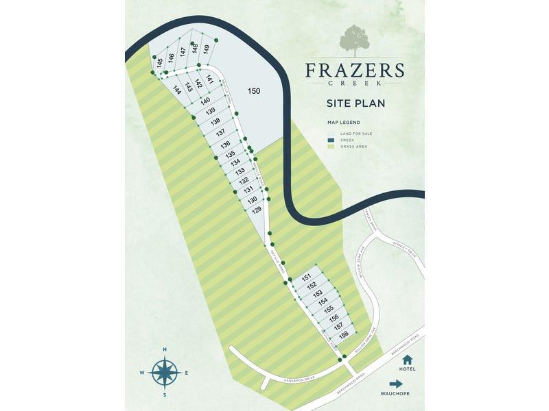 Lot 156 Frazers Creek Estate, Beechwood, NSW 2446