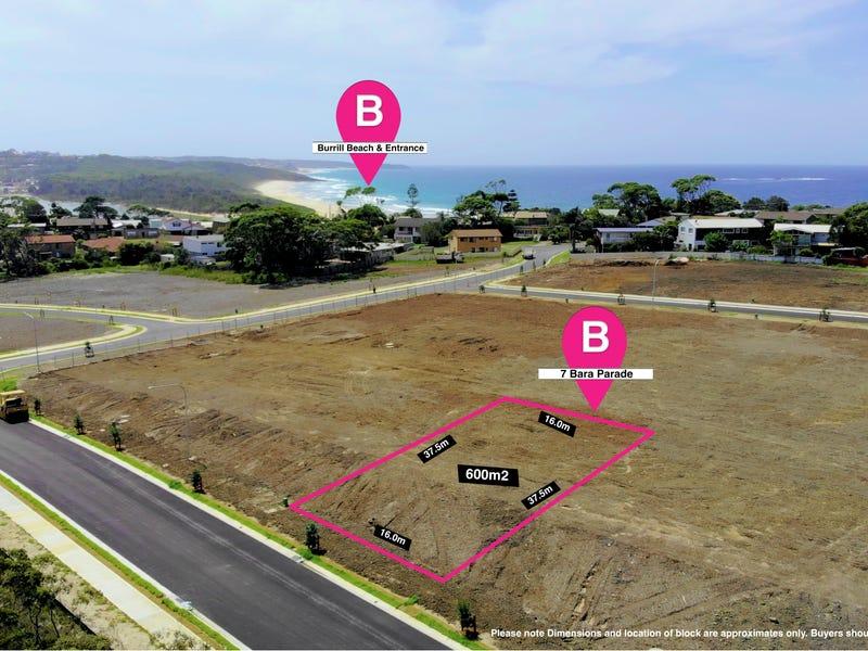 Lot 417, 7 Bara Parade, Dolphin Point, NSW 2539