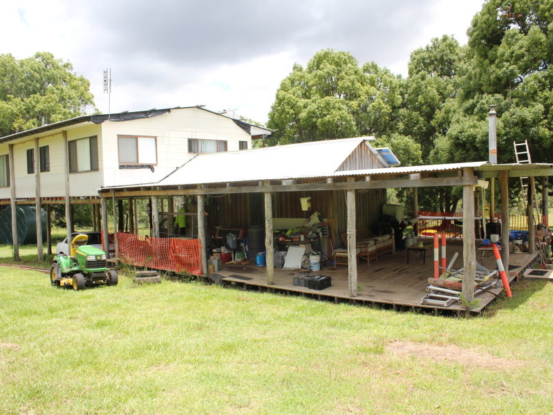 Lot 28 Bald Knob Tick Gate Road, Halfway Creek, NSW 2460