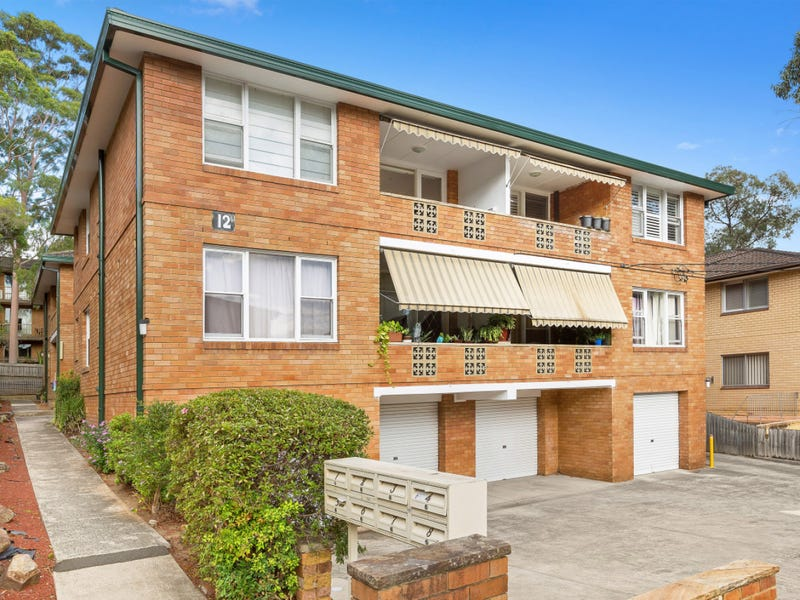 5/12 Riverview Street, West Ryde, NSW 2114