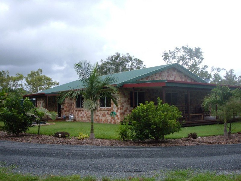 1838 Maraju-Yakapari Road, The Leap, Qld 4740