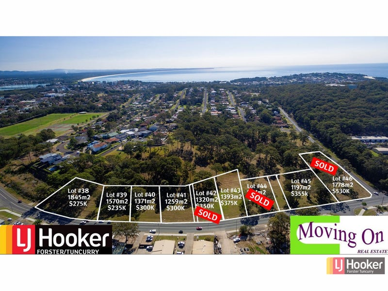 Lot 38-46, 31-49 Kularoo Drive, Forster, NSW 2428