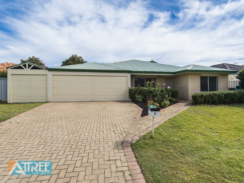 3 Waxberry Gardens, Canning Vale, WA 6155