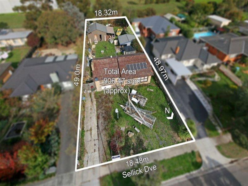 44 Sellick Drive, Croydon, Vic 3136