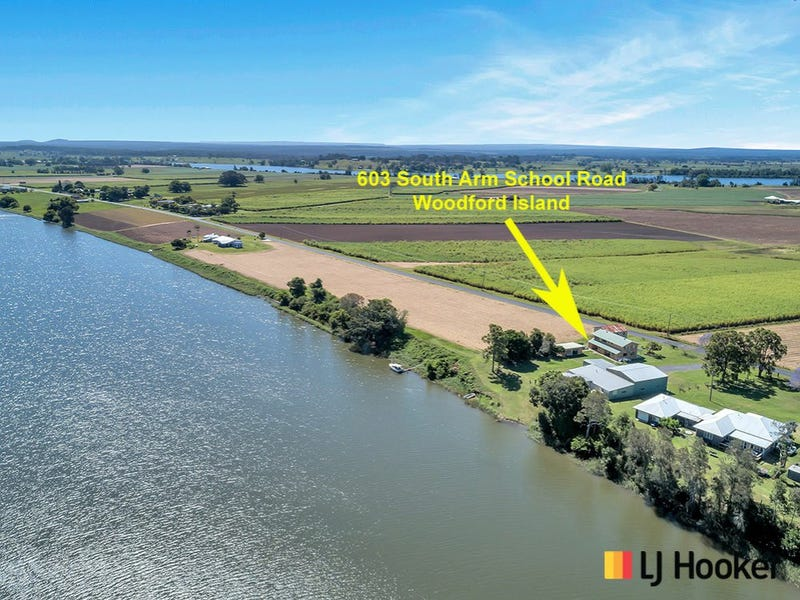 603 South Arm School Road, Brushgrove, NSW 2460