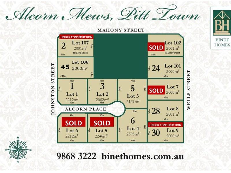 Wells Street, Pitt Town, NSW 2756