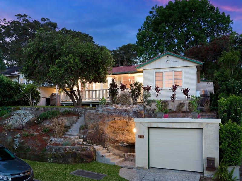 14 Urunga Street, North Balgowlah, NSW 2093