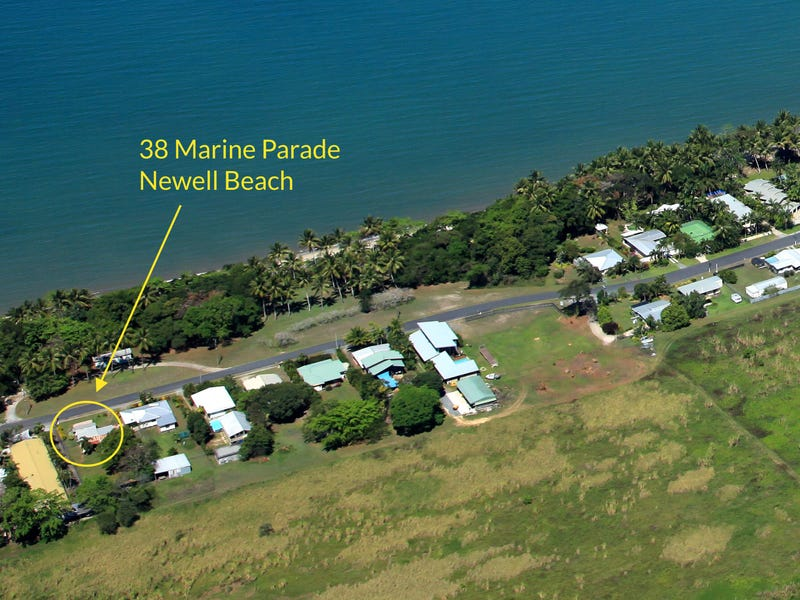 38 Marine Parade, Newell, Qld 4873