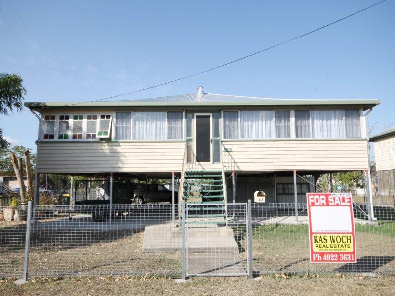 345 EAST STREET, Depot Hill, Qld 4700