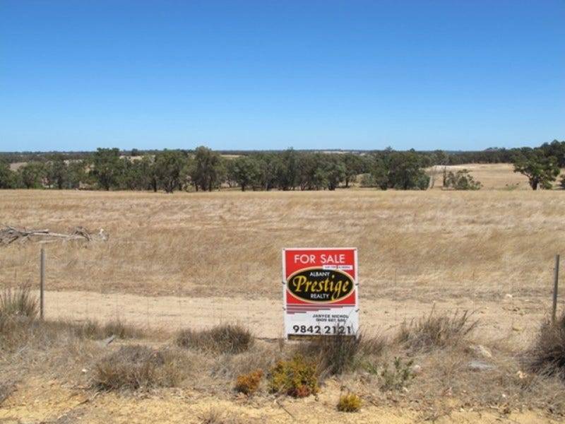 Lot 100 Jellicoe Road, Kendenup, WA 6323