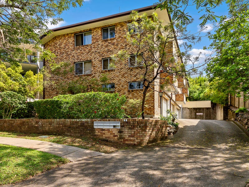4/44 Underhill Avenue, Indooroopilly, Qld 4068