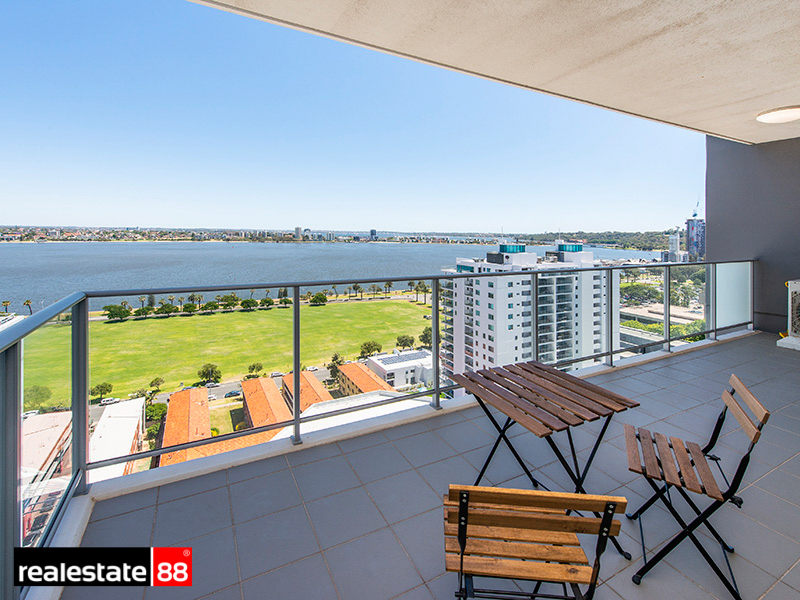 1504/237 Adelaide Terrace, East Perth, WA 6004