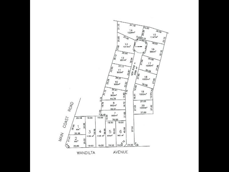 Lot 77 (3-11) Wandilta Avenue, Clinton