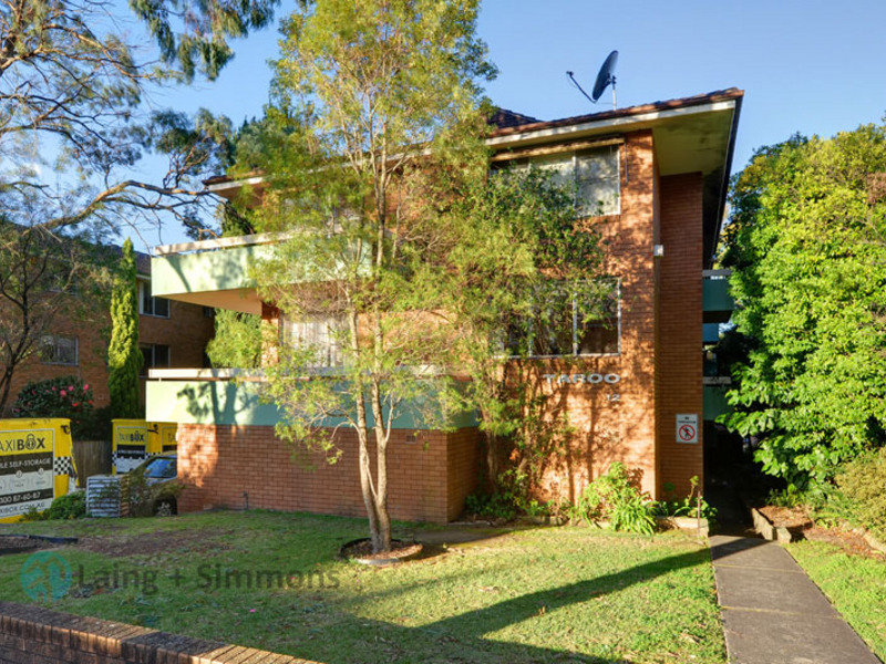 1/12 Albert Street, Hornsby, NSW 2077