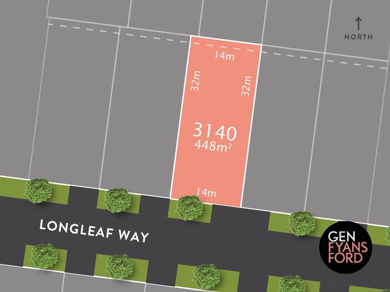 Lot 3140, Longleaf Way, Fyansford, Vic 3218