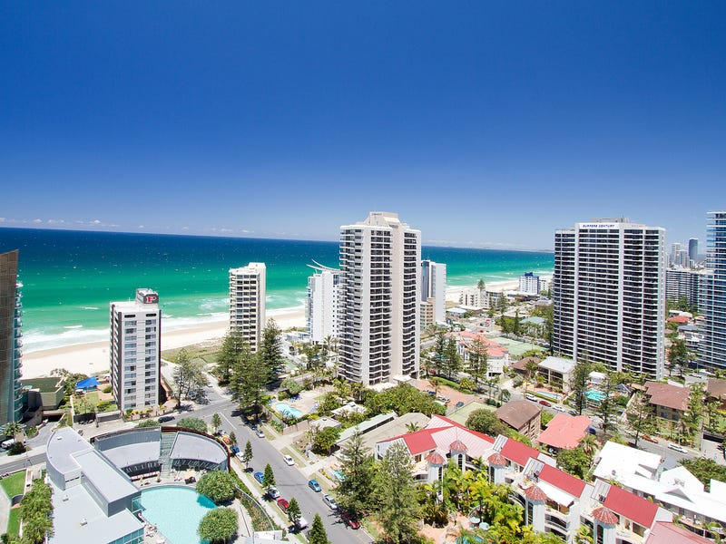 2508/9 'Q1' Hamilton Avenue, Surfers Paradise, Qld 4217