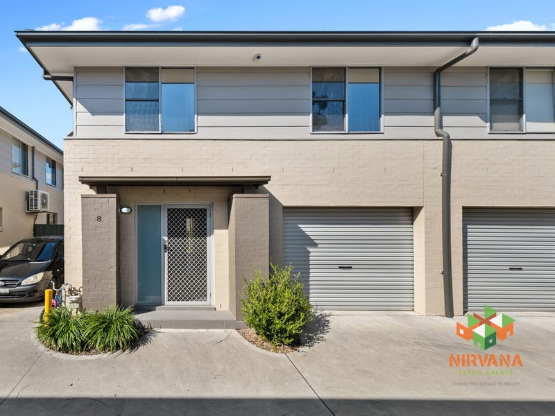 8/82 Irwin Street, Werrington, NSW 2747