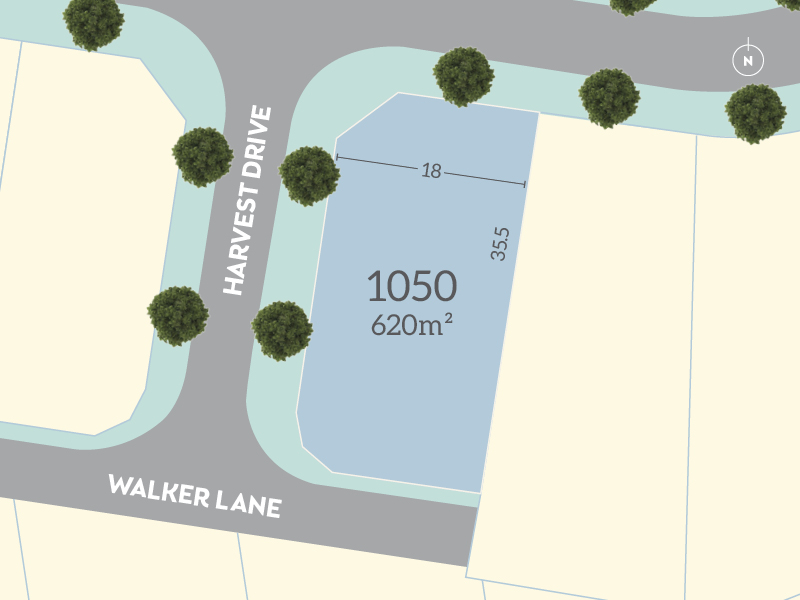 Lot 1050, Hedgerow Drive, Cumbalum, NSW 2478