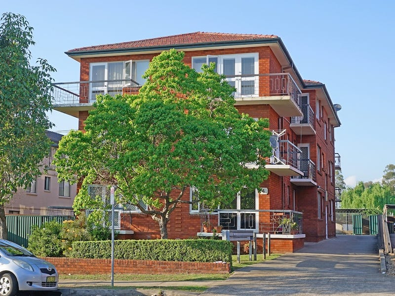 8/4 Calliope Street, Guildford, NSW 2161