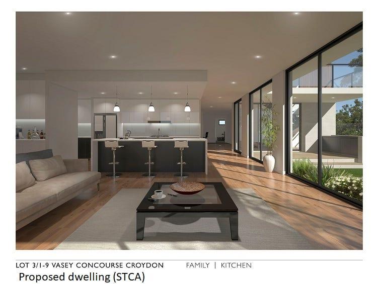 Lot 3, 1-9 Vasey Concourse, Croydon, Vic 3136