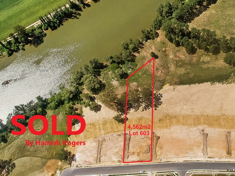 Lot 603, Cleary Drive, Pitt Town, NSW 2756
