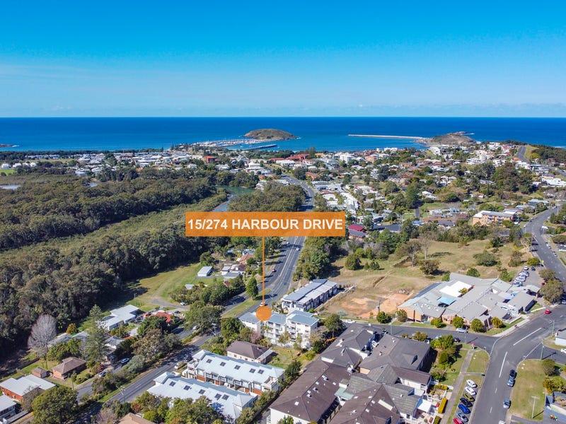 15/274 Harbour Drive, Coffs Harbour, NSW 2450
